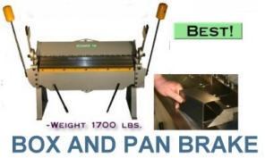 Precision Sheet Metal Bending Equipment By Woodward Fab