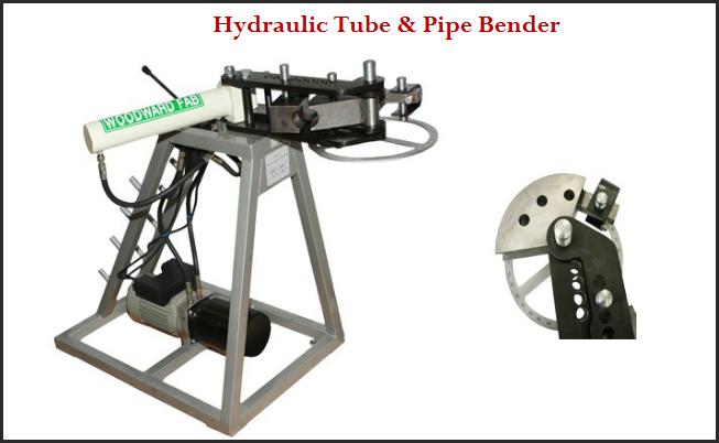 Hydraulic Tube & Pipe Bender