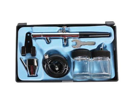 Air Brush Hobbist Kit