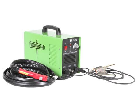 PL500 Woodward Fab Plasma Cutting Machine
