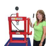 Hydraulic Shop Press PR102