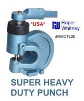 RW20 Super Heavy Duty Punch