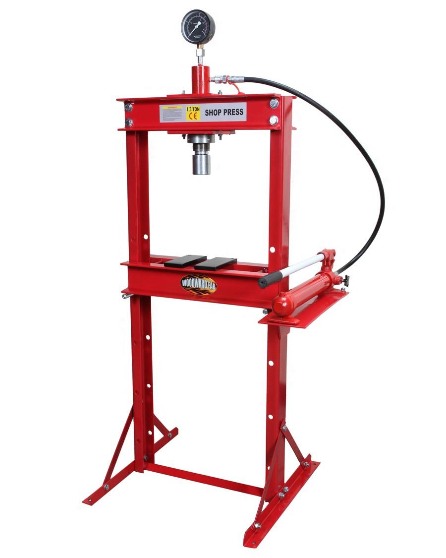 Woodward Fab Hydraulic Shop Press PR103
