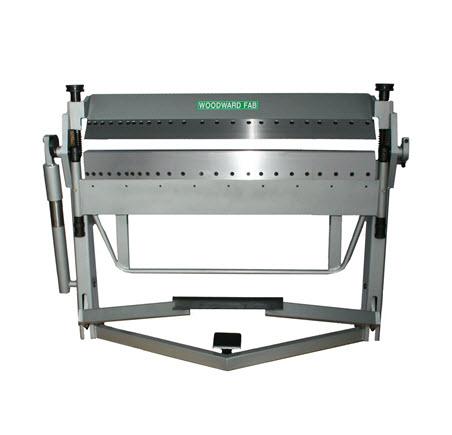 Box and Pan Bending Brakes WFB5014-R