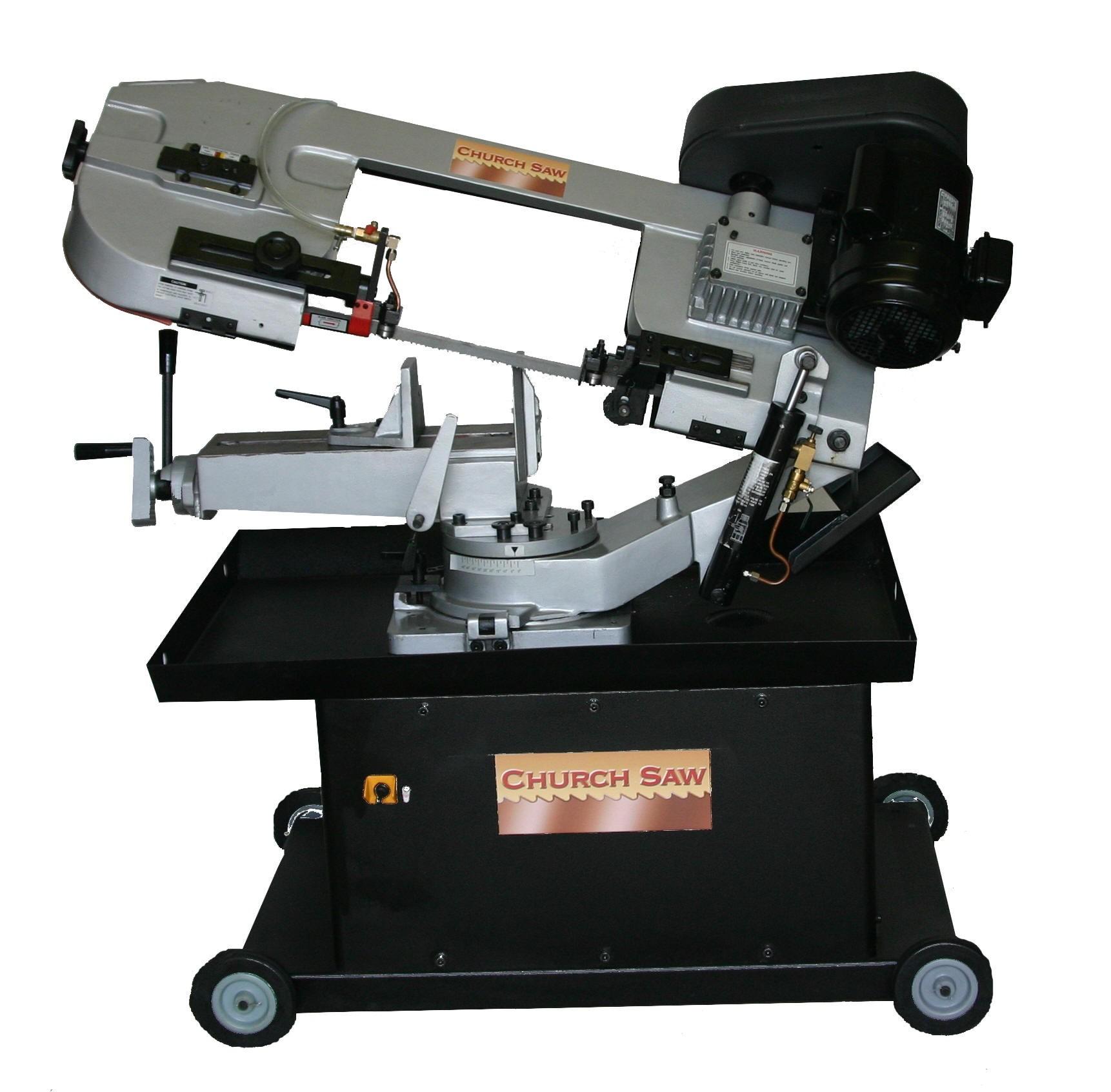 Woodward Fab Miter Cutting Band Saw Model WFS712