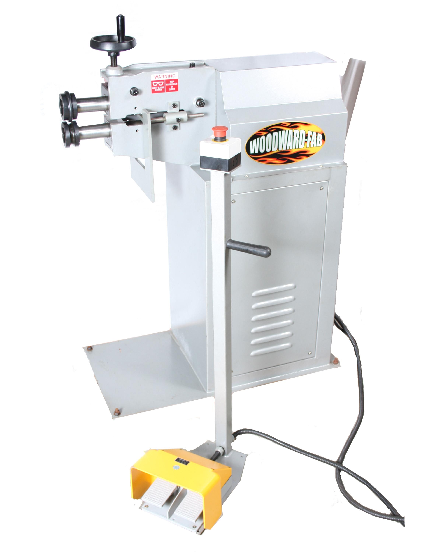 Woodward Fab Heavy Duty Power Bead Roller Model WFBR218