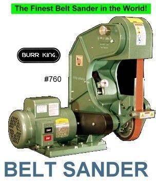 Belt Sander Contact Wheel