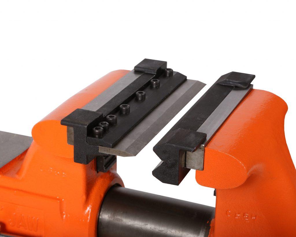 8 Bending Brake Attachment For Bench Vise Wfvb8